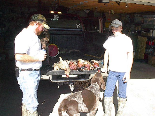 opening day 2006 Another good hunt