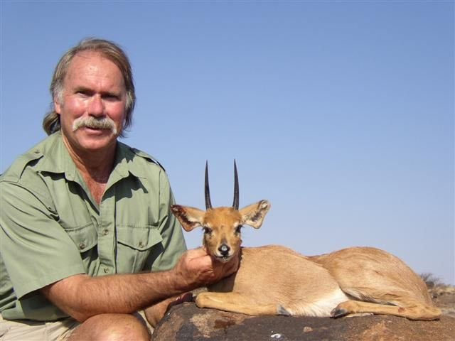 Steenbuck Eastern Cape of South Africa, Sep 2007